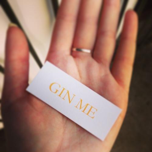 gin me